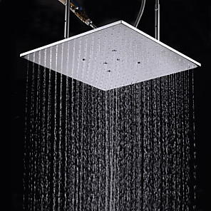 cheap Rain Shower-Contemporary Rain Shower Chrome Feature - Rainfall /  Design, Shower Head