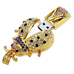cheap USB Flash Drives-Ants 32GB usb flash drive usb disk USB 2.0 Metal Lovely