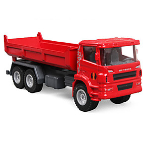 cheap Toy Cars-1:60 Toy Car Vehicles Construction Vehicle Truck Excavator City View Cool Exquisite Metal Mini Car Vehicles Toys for Party Favor or Kids Birthday Gift 1 pcs