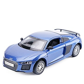 cheap Toy Cars-Toy Car Car SUV New Design Metal Alloy Mini Car Vehicles Toys for Party Favor or Kids Birthday Gift 1 pcs