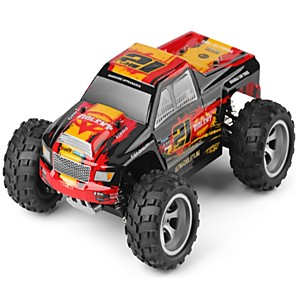 cheap RC Cars-RC Car 4CH Buggy (Off-road) 1:18 Brushless Electric