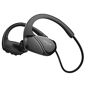 cheap Sports Headphones-ZEALOT H6 Neckband Headphone Bluetooth 4.2 with Microphone with Volume Control Sport Fitness