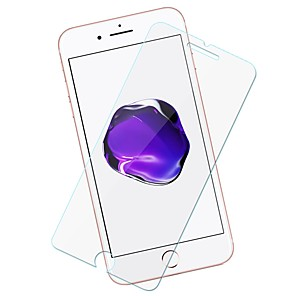 cheap iPhone Screen Protectors-Screen Protector for Apple iPhone 6s / iPhone 6 Tempered Glass 10 pcs Front Screen Protector 9H Hardness / Scratch Proof