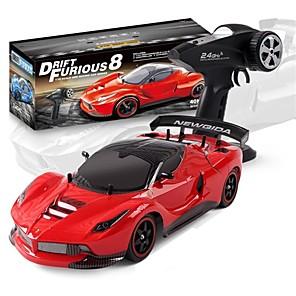 cheap RC Cars-RC Car XINGYUCHUANQI XB-1 4CH 2.4G On-Road / Car / Truggy 1:10 40 km/h