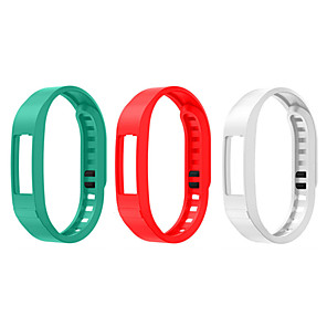 cheap Smartwatch Bands-Watch Band for Vivofit 2 Garmin Sport Band Silicone Wrist Strap