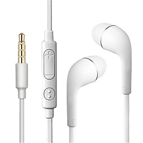 cheap Indoor IP Network Cameras-LITBest S6 Wired In-ear Earphone Wired No Stereo with Volume Control Sport Fitness
