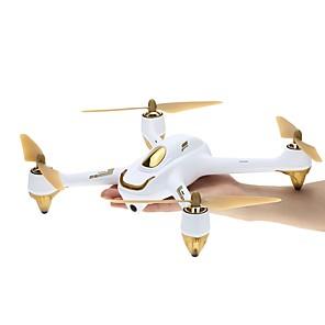 voordelige RC Quadcopters & Multi-Rotors-RC Drone Hubsan H501S X4 RTF 4-kanaals 6 AS 5.8G Met HD-camera 3.0MP 1080P RC quadcopter Terugkeer Via 1 Toets / Headless-modus / 360 Graden Fip Tijdens Vlucht RC Quadcopter / Afstandsbediening