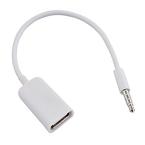 cheap HDMI Cables-USB 3.0 - 3.5mm Male - Female 0.1m(0.3Ft)
