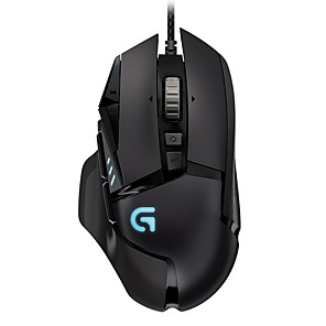 cheap Portable Speakers-Logitech G502 HERO High Performance Gaming Mouse