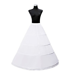 cheap Wedding Slips-Wedding / Event / Party Slips POLY Floor-length Shaping Slips / Long with