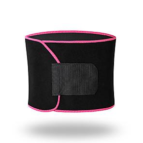 povoljno Odjeća za fitness, trčanje i jogu-Trimmer za trbušni trening Sauna pojas Terilen Prilagodljiv Rastezljiva Gubitak težine Tummy Fat Burner Kalorija Yoga Sposobnost Bodybuilding Za Struk Sport na otvorenom