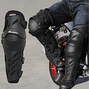 povoljno Zaštitna oprema-Pro-biker motocikla koljena jastučići motocross off-road trkaći štapovi stražari puni zaštita zupčanik štitnik koljena