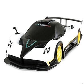 cheap RC Cars-RC Car 38010 1 Channel 2.4G Car 1:24 Brushless Electric 10 km/h Youth