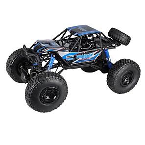 cheap RC Cars-RC Car MZ 2837 4CH 2.4G Stunt Car 1:10 8 km/h Climbing Function / 360°Rotation