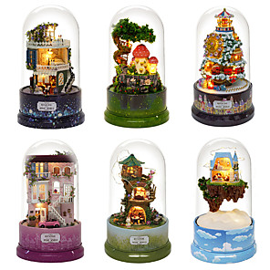 cheap Music Boxes-Intex Classic Theme Holiday Exquisite Unique Crystal Glass Women's All Boys' Girls' Kid's Adults 1 pcs Graduation Gifts Toy Gift