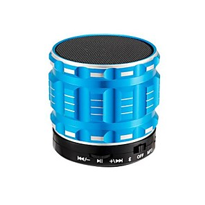 cheap Other Phone Case-S28 Outdoor / Bluetooth Speaker / Long Standby Bluetooth 4.0 USB Subwoofer Black / Red / Blue