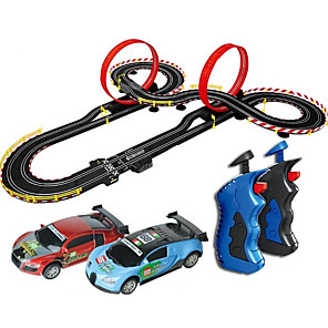 cheap Toy Cars-1:48 Toy Car Race Car Race Car Professional Level Remote Control / RC Simulation Plastic & Metal ABS+PC Mini Car Vehicles Toys for Party Favor or Kids Birthday Gift 1 pcs / Parent-Child Interaction