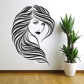 cheap Wall Stickers-Decorative Wall Stickers - 3D Wall Stickers / Words & Quotes Wall Stickers Shapes / Photographic Living Room / Indoor