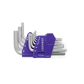 cheap Novelties-Simple Style Tool steel Fasteners 9 pcs