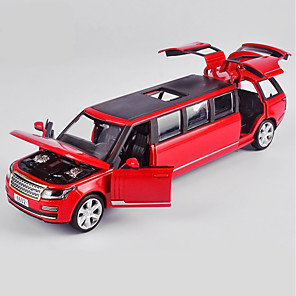 cheap Toy Cars-1:32 Toy Car Vehicles City View Cool Exquisite Metal Alloy Mini Car Vehicles Toys for Party Favor or Kids Birthday Gift 1 pcs
