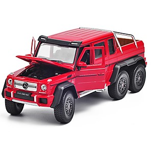 cheap Reborn Doll-1:24 Toy Car Vehicles City View Cool Exquisite Metal Alloy Mini Car Vehicles Toys for Party Favor or Kids Birthday Gift 1 pcs / 14 years+