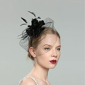 povoljno Šeširi i fascinatori-Perje Fascinators s 1pc Vjenčanje / Special Occasion Glava