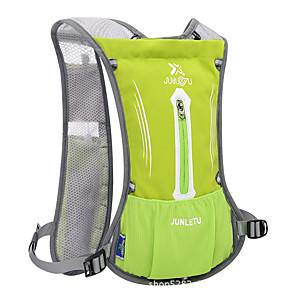 cheap Backpacks & Bags-20 L Hiking Backpack Lightweight Breathable Rain Waterproof Fast Dry Outdoor Fishing Hiking Cycling / Bike Nylon Fuchsia Green Blue / Ultra Light (UL)