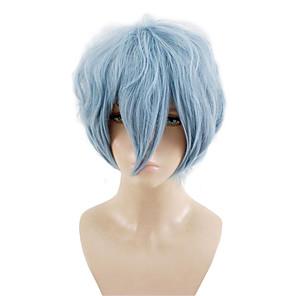 cheap Costume Wigs-My Hero Academia / Boku No Hero Shigaraki Tomura Cosplay Wigs Men's 11.8 inch Heat Resistant Fiber Adults Anime Wig