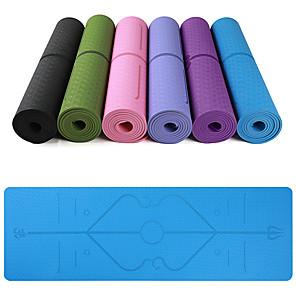00c47c9db7 Yoga Mat 183 61 0.6 cm Eco-friendly