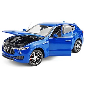 cheap Toy Cars-1:24 Toy Car Vehicles Car SUV City View Cool Exquisite Metal Alloy Mini Car Vehicles Toys for Party Favor or Kids Birthday Gift 1 pcs