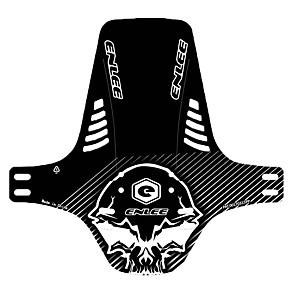 cheap Bikes-Bike Fender Road Bike / Mountain Bike MTB / Folding Bike Waterproof / Portable / Cycling PP - 1 pcs Dark Grey / Green / Red and White