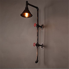 cheap Wall Sconces-Antique / Vintage Wall Lamps & Sconces Living Room / Hallway Metal Wall Light 110-120V / 220-240V 60 W