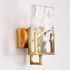 cheap Indoor Wall Lights-QIHengZhaoMing LED / Modern / Contemporary Wall Lamps & Sconces Shops / Cafes / Office Metal Wall Light 110-120V / 220-240V 10 W