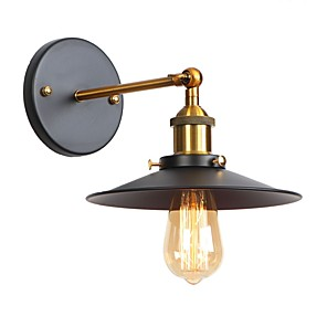 cheap Desk Lamps-Mini Style / Creative Retro / Vintage / Country Wall Lamps & Sconces Living Room / Study Room / Office Metal Wall Light 110-120V / 220-240V
