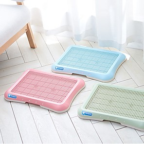 cheap Dog Grooming Supplies-Rodents Dog Rabbits Cleaning Plastic Baths Portable Travel Pet Grooming Supplies Green Blue Pink 1