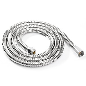 cheap Shower Heads-Plumbing Hoses Shower Hose 1.5m Plumbing Hose Bath Products Bathroom Accessories Shower Tubing Hoses