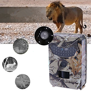 cheap Hunting Cameras-Hunting Trail Camera / Scouting Camera 3MP Color CMOS HD 1080P 940 nm 1280X960