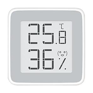cheap Novelties-Xiaomi  Miaomiaoce MMC - C201 E-ink Screen Thermometer - WHITE