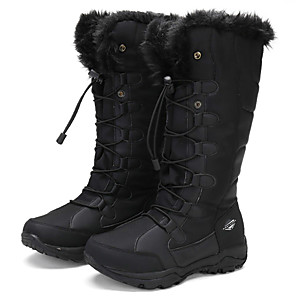 cheap Snow Hiking Boots-Women's Boots / Shoes Sneakers Winter Boots Ski / Snowboard Hiking Snowsports Fall Winter