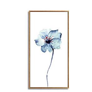 cheap Framed Arts-Framed Oil Painting - Still Life Wood Illustration Wall Art