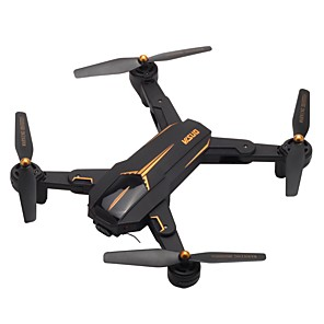 cheap RC Drone Quadcopters & Multi-Rotors-RC Drone VISUO XS812 RTF 4CH 6 Axis 2.4G With HD Camera 5.0MP 1080P RC Quadcopter One Key To Auto-Return / Headless Mode / Access Real-Time Footage RC Quadcopter / Remote Controller / Transmmitter