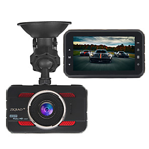 cheap Car DVR-ZIQIAO JL-A80 3.0 Inch Full HD 1080P Car DVR Car Camera Video Registrator Recorder HDR G-sensor Dash Cam DVRs