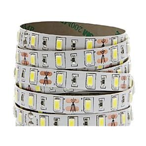 cheap LED Strip Lights-1pc 5m Flexible LED LED Light Strips Flexible Tiktok Light sIP20 Non-waterproof 300 LEDs/Roll 5730 SMD 8mm Warm White / Cold White / Red