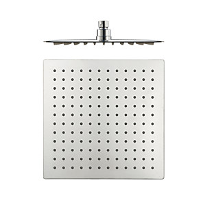 cheap Rain Shower-Contemporary Rain Shower Chrome Feature - Shower, Shower Head