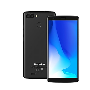 "cheap Android Tablets-Blackview A20 PRO 5.45 inch "" 4G Smartphone (2GB + 16GB 8 mp MediaTek MT6739 2800 mAh mAh) / Dual Camera"