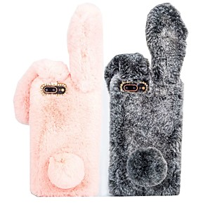 cheap iPhone Cases-Case For Apple iPhone XS / iPhone XR / iPhone XS Max Shockproof Back Cover Animal Hard Textile