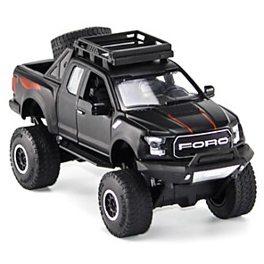 cheap Toy Cars-1:32 Toy Car Vehicles Truck Cool Plastic & Metal Mini Car Vehicles Toys for Party Favor or Kids Birthday Gift / Kid's