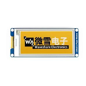 cheap Raspberry Pi-Waveshare  2.9inch e-Paper Module(C)  296x128 2.9inch E-Ink display module  yellow/black/white three-color