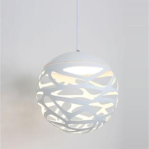 cheap Wall Sconces-1-Light 40 cm Creative / Adjustable / LED Pendant Light Metal Acrylic Globe / Geometrical / Novelty Painted Finishes Artistic / Retro 110-120V / 220-240V