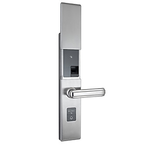 cheap Door Locks-Factory OEM Stainless Steel Intelligent Lock Smart Home Security iOS / Android System RFID / Combination unlocking Home / Bedroom / Apartment (Unlocking Mode Fingerprint / Password / Mechanical key)